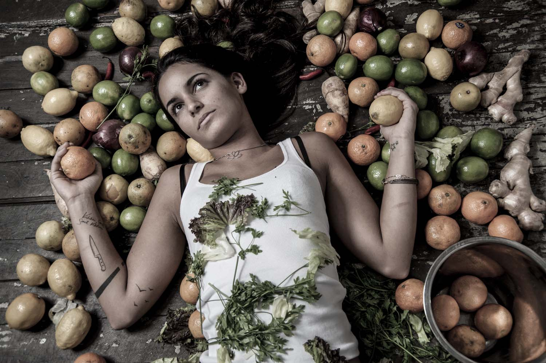 Renata Vanzetto. Chef no restaurante Marakuthai, São Paulo.