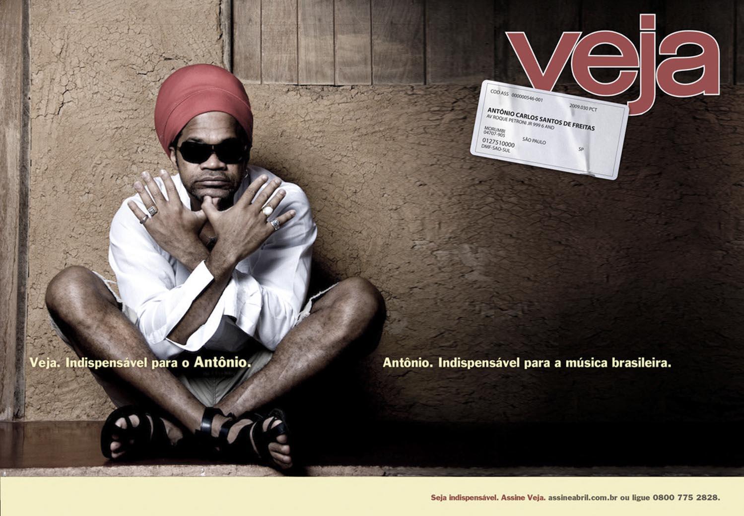 Veja magazine Campaign, Almap.