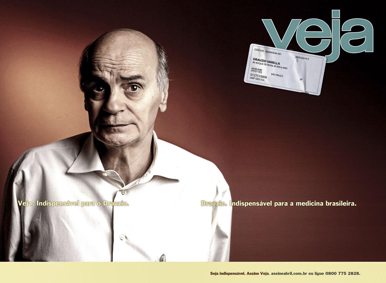 Campanha revista Veja, Almap.