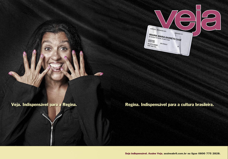 Veja magazine Campaign, Almap