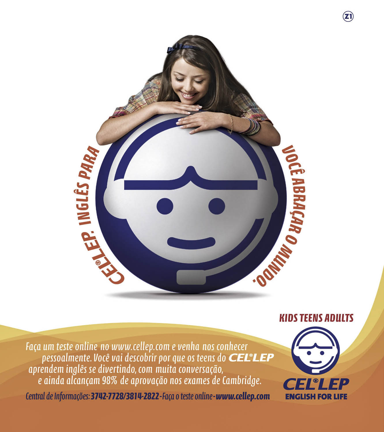 CELLEP AD CAMPAIGN, Agency Z1