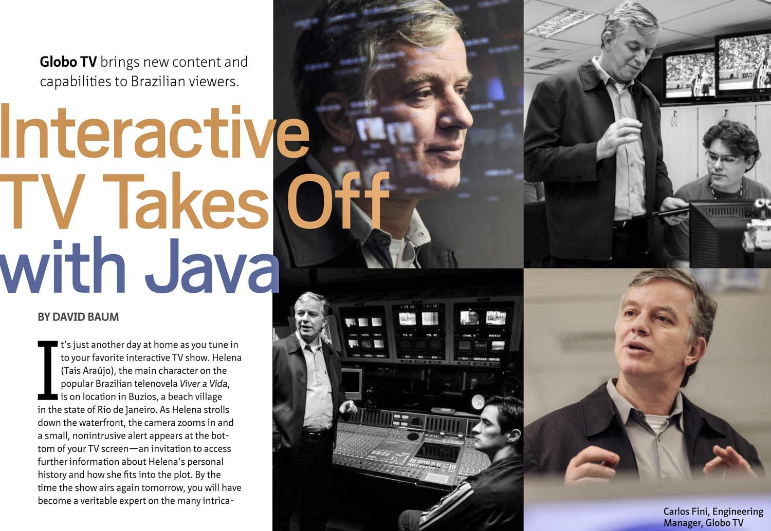 Java Magazine - Premiere Issue 2011