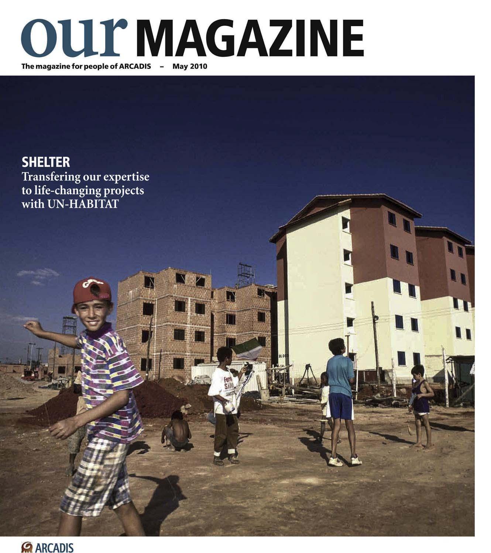 Arcadis, Our Magazine