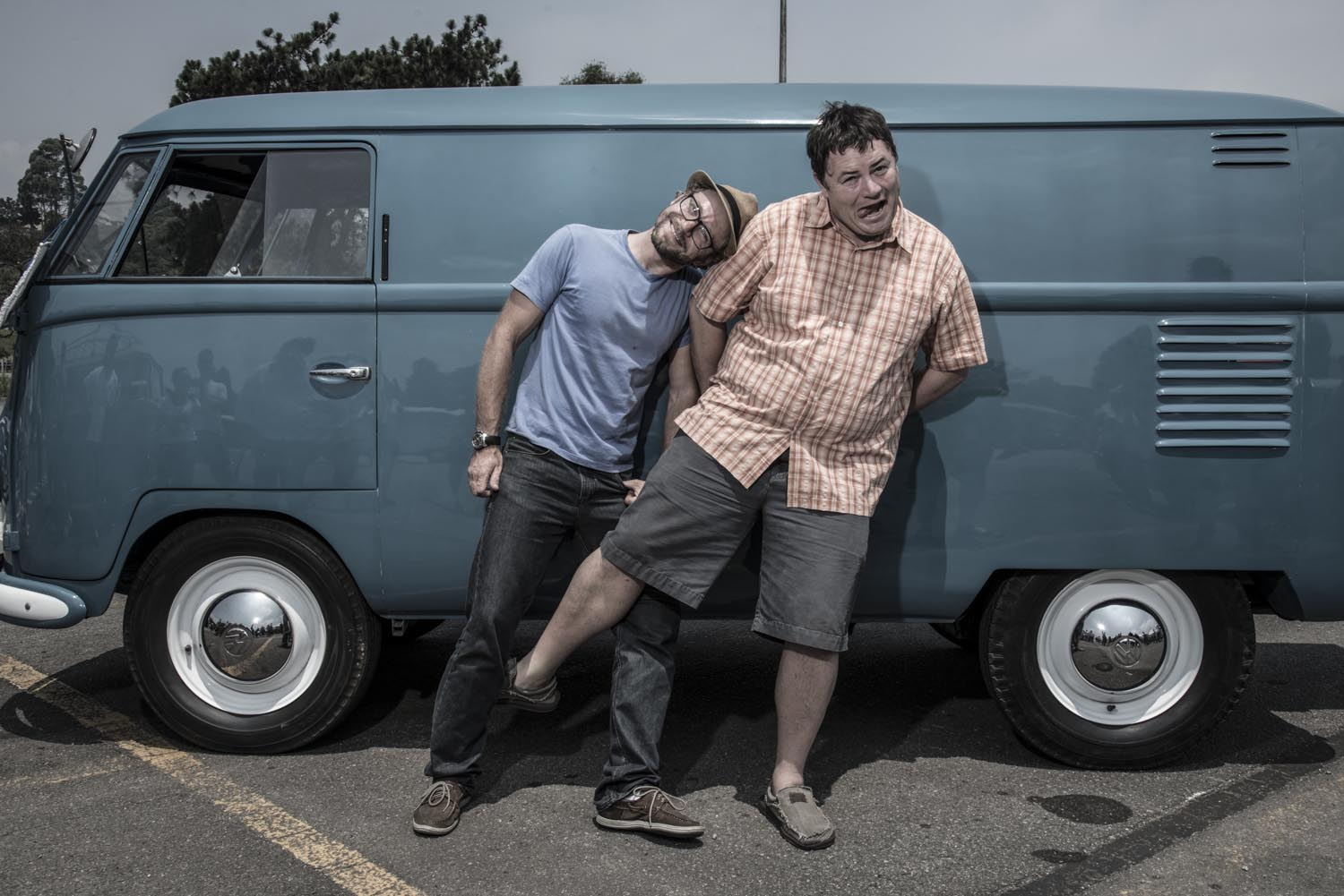 Mike Brewer e Mauricio Augusto Marques para Discovery Channel Reino Unido