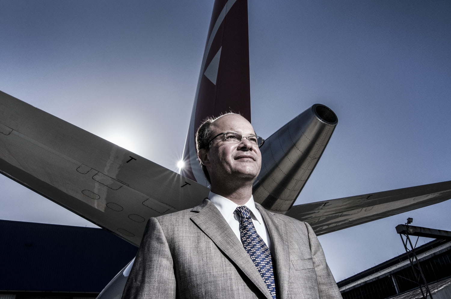 Frederico Curado, CEO Embraer for Fortune Magazine USA.