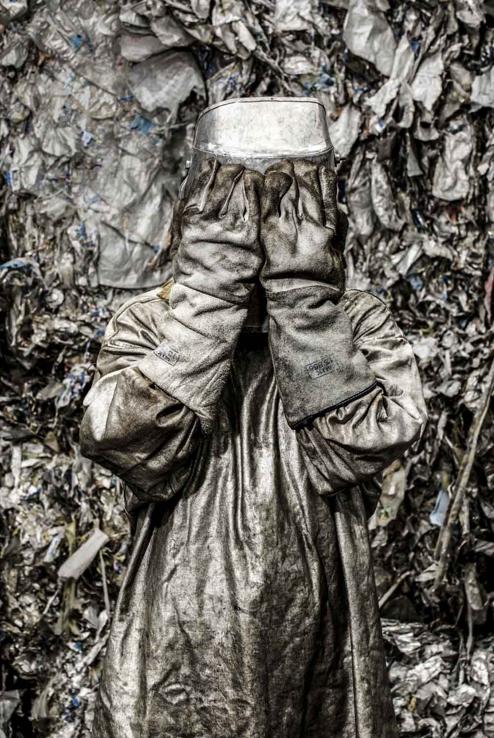 Recycling Worker, ETT Piracicaba.